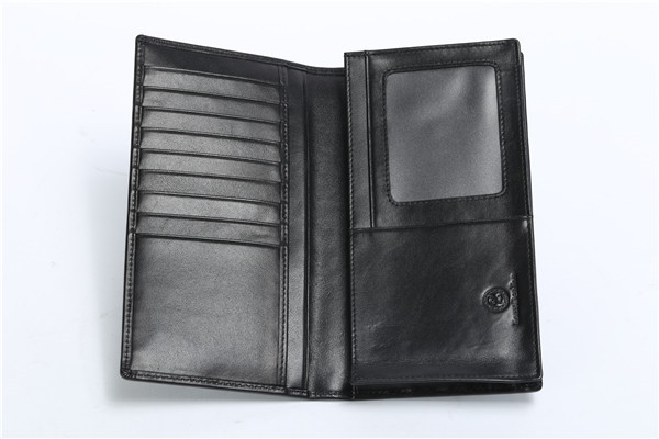 Ostrich Wallet With Money Clip Leather Money Clip Ostrich