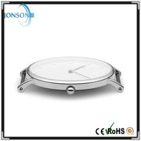 Good quality popular silver gold black watch casing