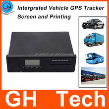 GH Easy to install vehicle gps tracker ,gps tracker for truck fleet management and fuel detection G-T004