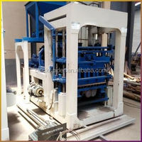 115th Carton Fair Machienry Qt6-15 Cement Block Machine Small Scale Industries Machines - Buy Small Scale Industries Machines