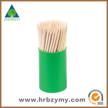 high quality wooden toothpicks diameter 2.0mm