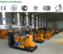 Super quality top sell 250kva methane gas generator