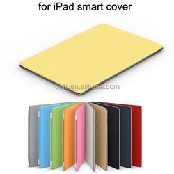 Hot sale for Ipad mini smart cover ,smart cover for Ipad mini with 3 folding fuction