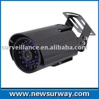 IR Waterproof Camera, Sharp color CCD CCTV camera,security and surveillance system cctv camera with IR LEDS
