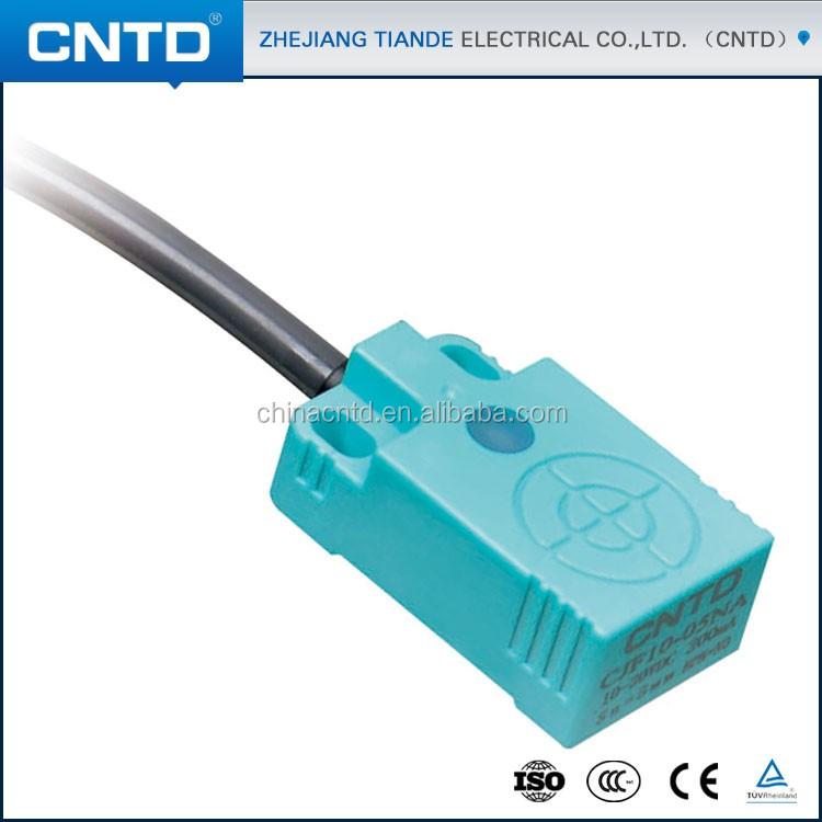 Cntd High-end Enconomic Price Dc 2 Wires Light Square Flat Plastic ...