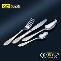 Best Selling ! stainless steel cheap dinnerware