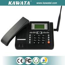 3g desktop phone with dual sim card