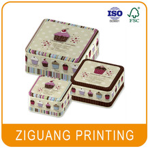 Custom Design Paper Cupcake Boxes (1 to 24 cups)
