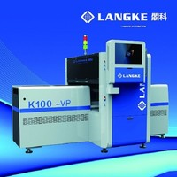K100 LED SMT machine/High speed high accuracy led smt pick and place machine from Shenzhen manufacturer