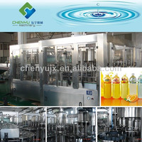 High quality automatic fruit pulp juice making /filing machine