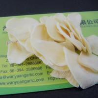 organic dried garlic flakes