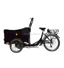 High Quality Electric Cargo Trike for 2015 low cheap cargo bike
