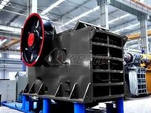 KEFID jaw crusher plant Diatomaceous earth jaw crusher plant with CE in El Salvador
