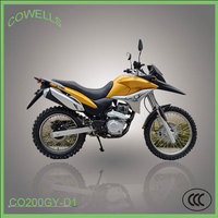 Chongqing manufacturer motorcycle 250cc dirt bike