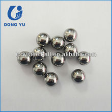HCHC chrome steel balls DIN 100cr6 bearing steel balls