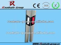 High rebound PVC flexible delineator post
