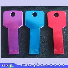 2014 new Wholesale Waterproof Metal Key USB Memory Stick Flash Pen Drive bulk cheap 8gb 16gb 32gb 64gb 128gb