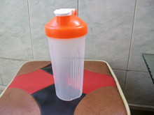 500ml Nutrition insulated plastic water bottle, plastic water bottle, sports bottle