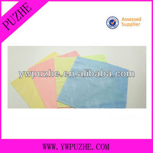 personaized logo printed microfiber eyeglass cleaning cloths