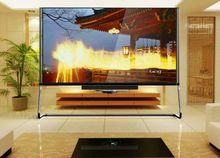 LED TV popular ultra slim sliver aluminum frame 32 inch led tv