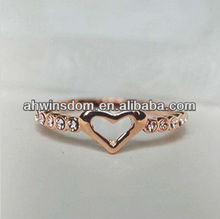 KOREA NEW FASHION DESIGN LADY'S RING SET WITH DIAMONDS