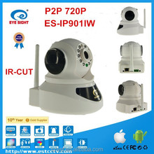 Special Housing Smart Industry IP Camera with 32G TF Card Port