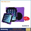 Wholesale 3 in 1 Detachable wood bamboo cases for ipad