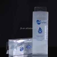 Custom high quality Plastic Skin Care bottle packaging box