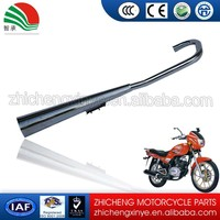 High Performance Chrome Silencer in Exhaust System Used in Motorcycle