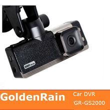 GS2000 FULL HD 1920*1080P 30FPS Car black box gps With Ambarella CPU H.264 HDMI