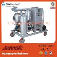 High Reputation Automatic Oil Filtration Unit Transformer Oil Color Recovery Machine/Transformer Oil Treatment Machine