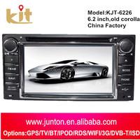 LCD TFT SCREEN Universal Models GPS,Phonebook,20CDC,4G Memory card