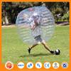 pvc small zorb ball football inflatable body zorb ball