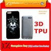 Factory Price Cute 3D Silicone Case For Sony xperia z1