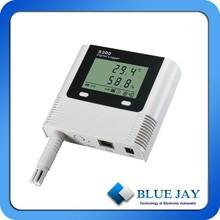 Termometro umidità metro/Ethernet termometro TCP/IP, porta rj45/termometro digitale igrometro