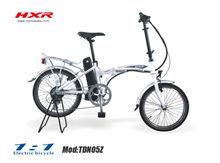 Israel caliente estilo plegable eléctrico de la bici comprar de china de fábrica