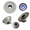 led underwater dmx lights for fountains / led fountain ring light / ip68 waterproof led fountain lighting