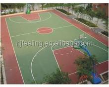 Outdoor Basketball Court Rubber Flooring, Synthetic Basketball Court Flooring -FN-D150108