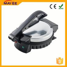 CE ROHS certificates convenient tortilla automatic electric roti maker as seen on tv new design 1000W multifunction roti maker