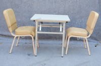 YC-T05L Hot sell table and chair,durable and good quality ,cheap dining chairs set of 4