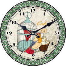 High quality beautiful artistic tempered galss wall clock for home unique decor