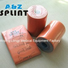High quality medical moldable Sports First Aid Splint