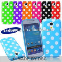 lifeproof case for samsung galaxy s4 mini leather polka dot soft phone case