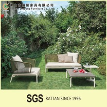 Modern Rattan Home Trends Patio Furniture Sofa Prices LG-S-006