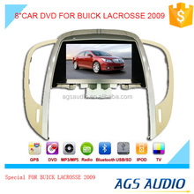 car audio video entertainment navigation system with gps for BUICK LACROSSE 2009
