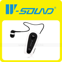Top products hot selling new 2014 Active noise-cancellation clips mono bluetooth headset