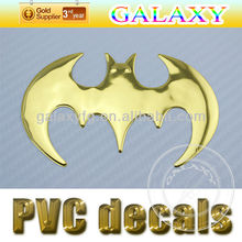 Wholesale fashion with diamonds 3D car eyelashes 3D car logo sticker car eyelashes/ Car Eyelashes Decorative Fashion Accessory