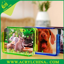 2015 most popular products Magnet Acrylic Frame, Funny Photo Frames