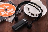2015 New Model Wireless Bluetooth Bone Conduction Headphone,headphones bluetooth