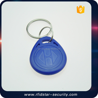 13.56MHz RFID Tags/Key Fobs,NFC Tags with MF Classic 1K 4K